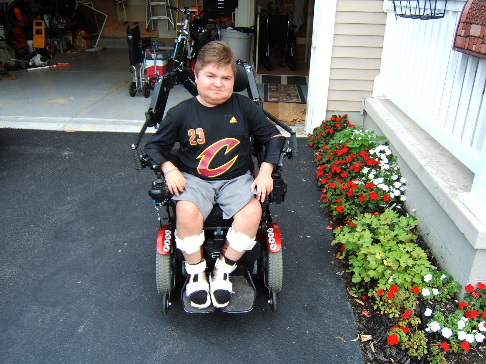Duchenne Muscular Dystrophy Diagnosis Stories How Firm Thy Friendship Heart Of A Buckeye The Jacob