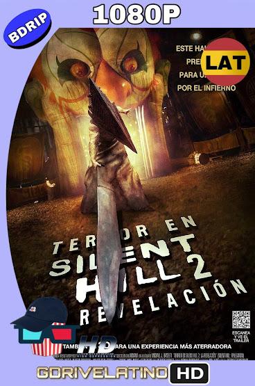Terror en Silent Hill 2: La Revelación (2012) BDRip 1080p Latino-Ingles MKV