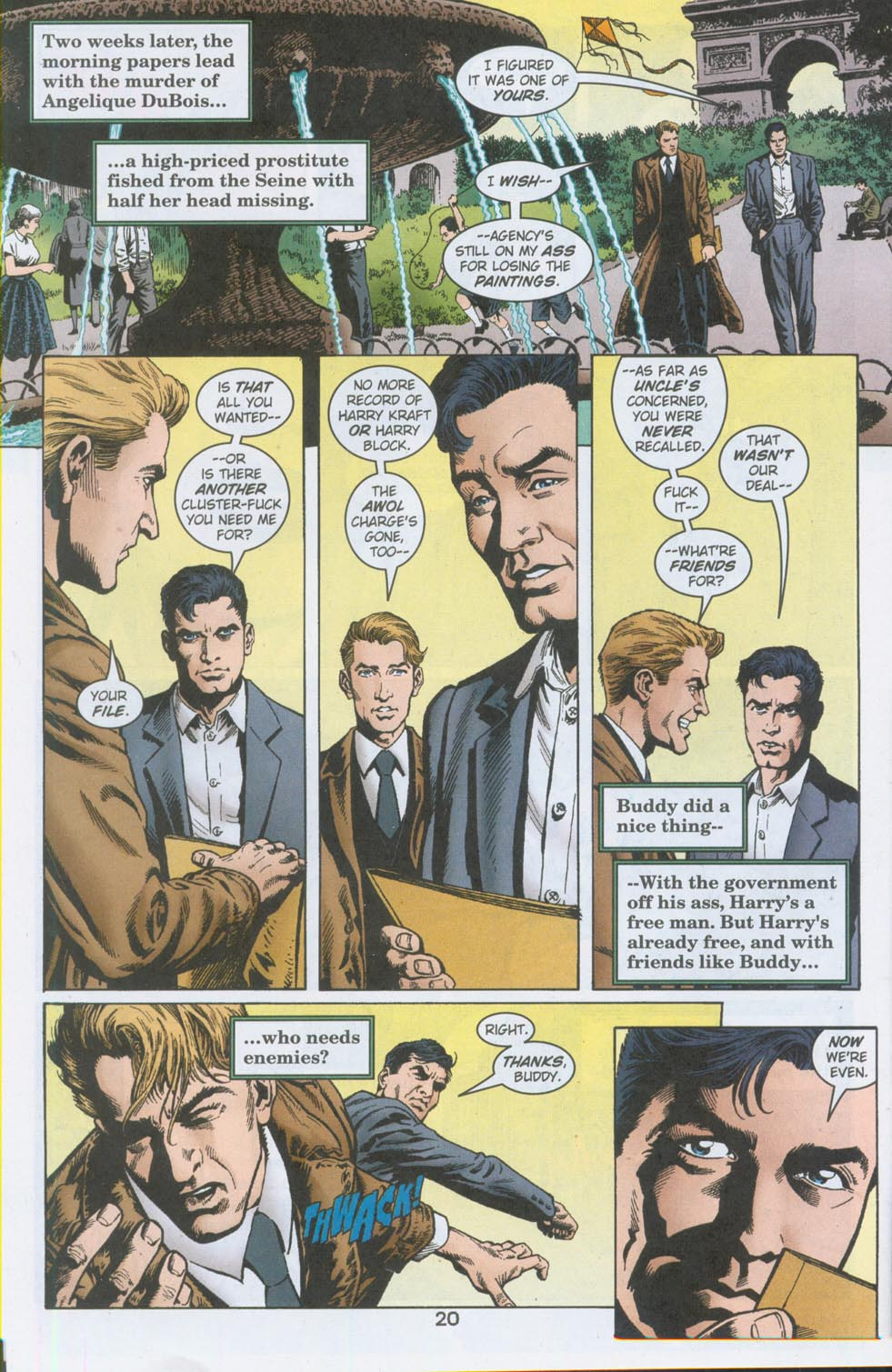 Read online American Century comic -  Issue #16 - 20