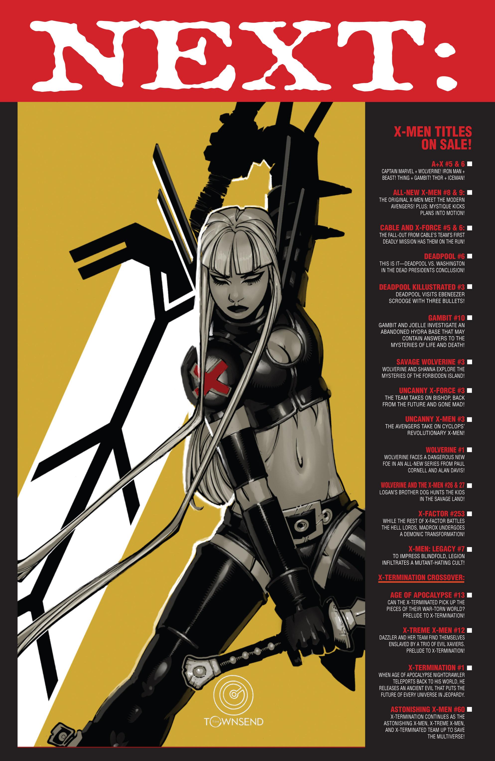 Read online Uncanny X-Men (2013) comic -  Issue # _TPB 1 - Revolution - 64