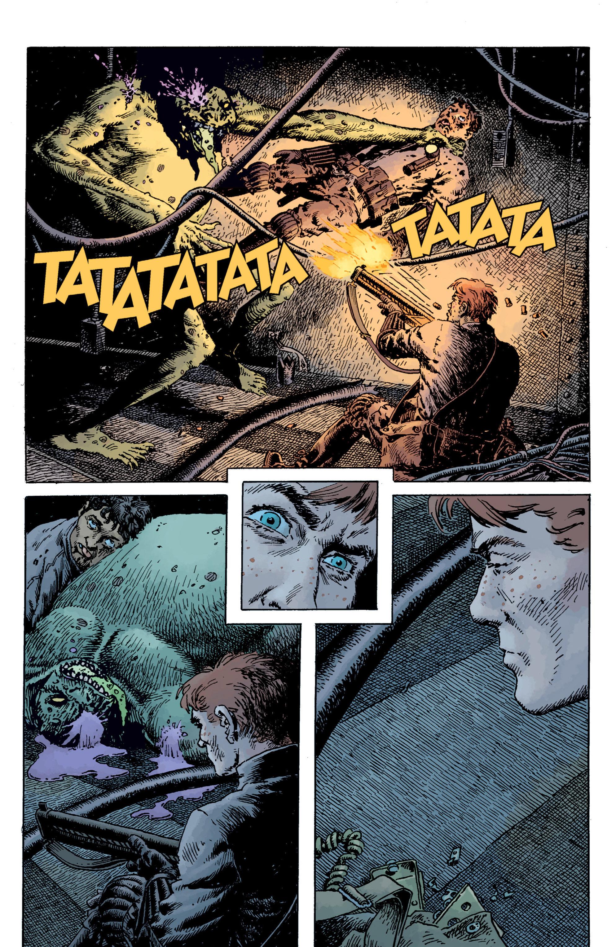 Read online B.P.R.D. (2003) comic -  Issue # TPB 12 - 78