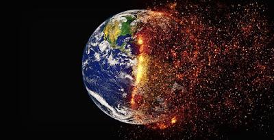 Guerras, incendios, huracanes, avalanchas, tormentas, terremotos