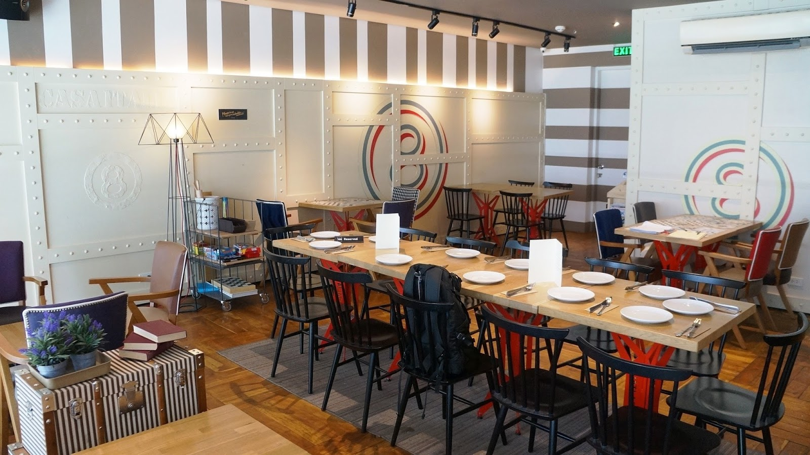 Casa Italia Cafe Food Tasting Event With Zomato Foodies Wazzup Pilipinas News And Events
