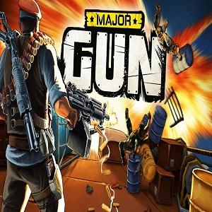 Major Gun war on terror MOD APK