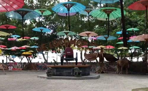 wisata pantai pulau bangka tongachi