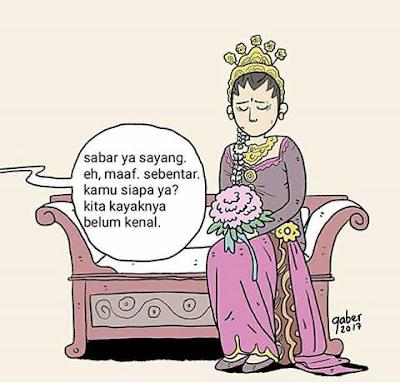 9 Komik Lucu 'Alasan Menunda Nikah' Ini Bikin Penantianmu Bahagia