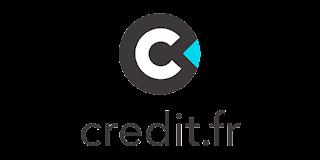 logo crédit.fr