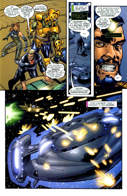 Read online Sigil (2000) comic -  Issue #13 - 17