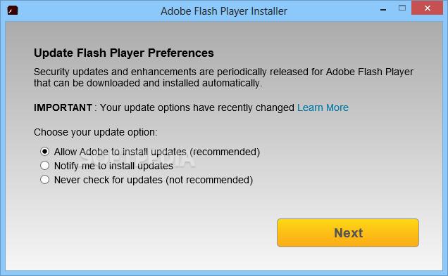 شرح تحميل ادوبي فلاش بلاير 2016 اخر اصدار مجانا Adobe Flash Player 21.0.0.242 / 22.0.0.168 Beta