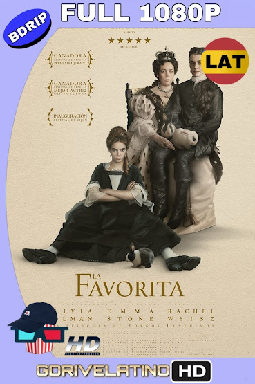 La Favorita (2018) BDRip 1080p Latino-Ingles MKV