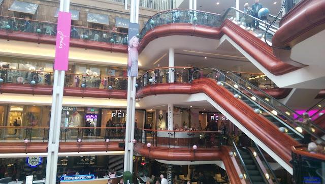 Princes Square Glasgow Interior