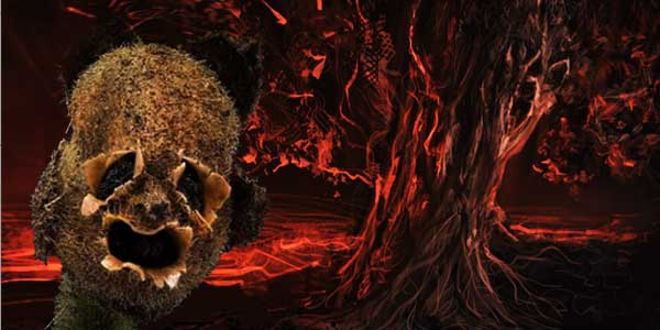 Inilah Pohon Mengerikan di Neraka
