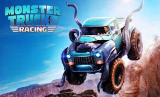 Monster Truck Racing (Unreleased) Apk