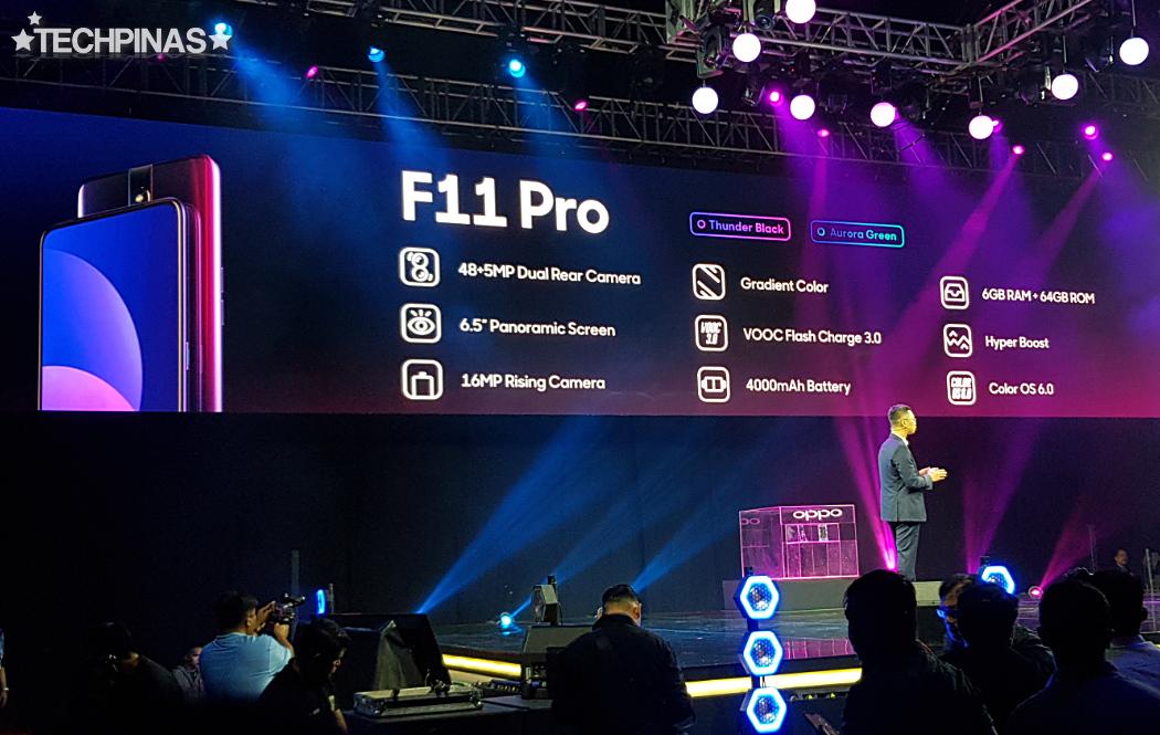 OPPO F11 Pro, OPPO F11 Pro Philippines