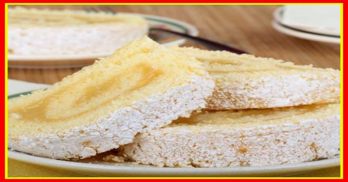 Diabetic Recipes Diabetic Recipes Lemon Cake Roll