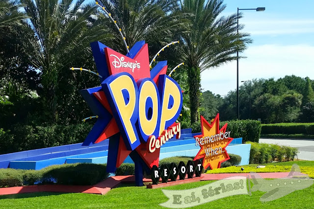 Disney's Pop Century Resort, Orlando