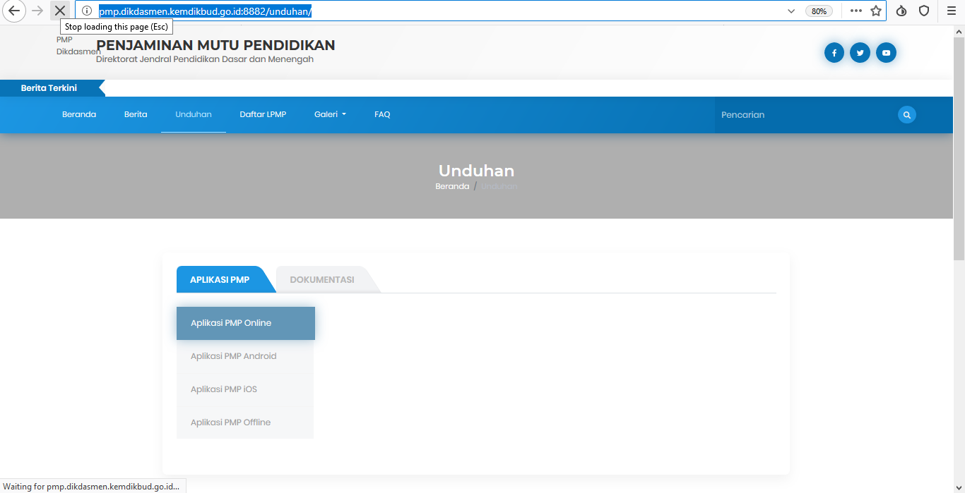 Download Aplikasi Pemetaan PMP (Penjaminan Mutu Pendidikan) Versi Android dan IOS