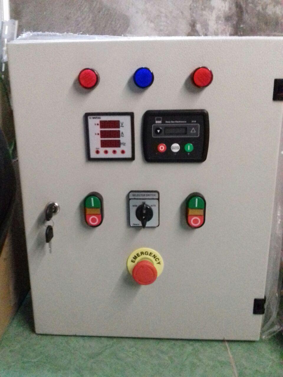 Harga Panel Ats-amf 5-8 Kva