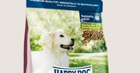 hund happy dog naturcroq junior dinky predators. Black Bedroom Furniture Sets. Home Design Ideas