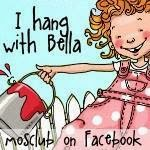 Bronte and Bella on facebook