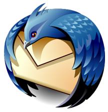 Logo Mozilla Thunderbird 45.0 Beta 4 Download