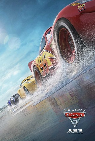 Cars 3 2017 English 700mb TSRip x264 Download