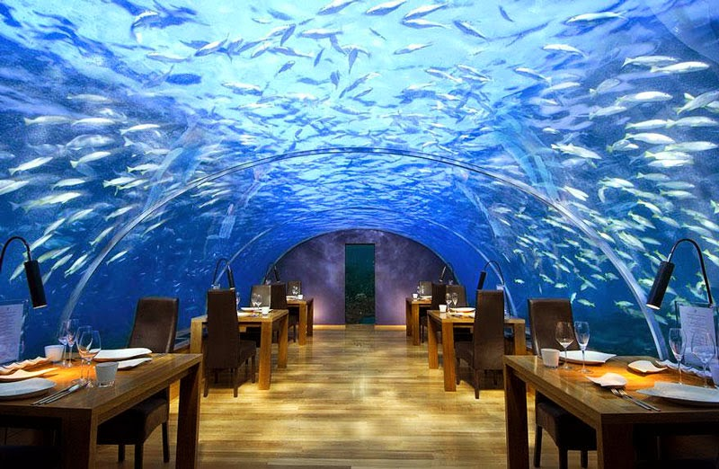 6. Conrad Maldives, Rangali Island - 10 Amazing Hotels You Need To Visit Before You Die