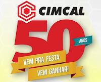 Promoção Cimcal 50 Anos