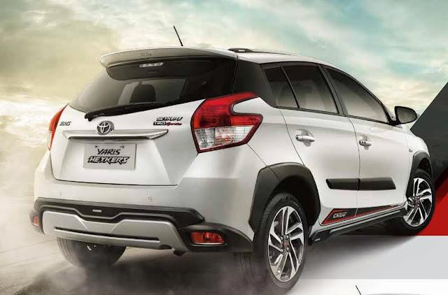 Berikut Video, Browsur dan Spesifikasi Lengkap Toyota New Yaris Heykers Pekanbaru,Riau 2016