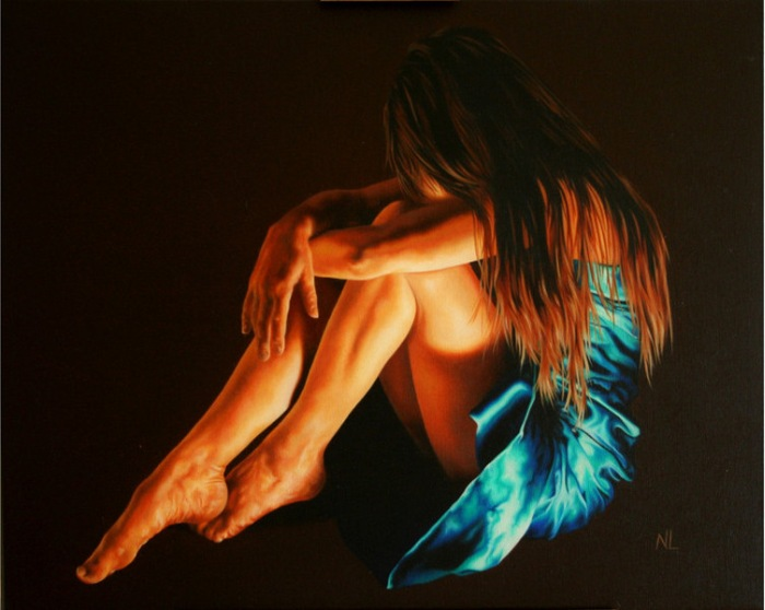Эстетический реализм. Nadia Lazizi