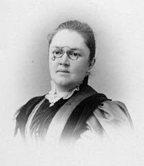 GAY ICON: Katharine Lee Bates
