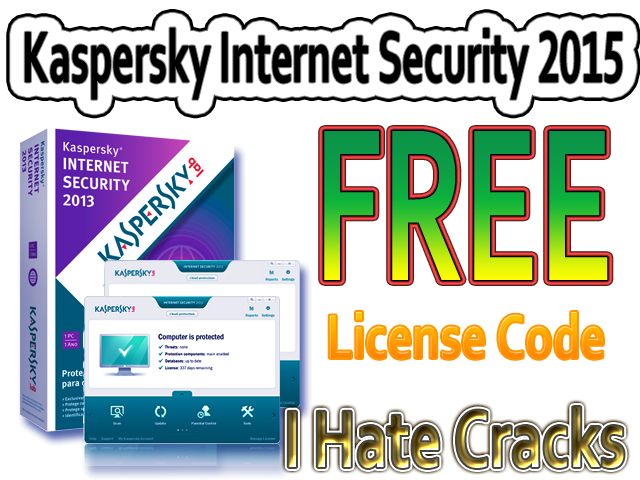 Get Kaspersky Internet Security 2015 With 90 Days License Code