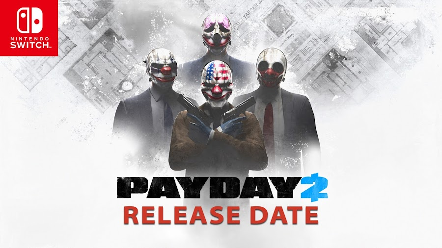 payday 2 release date nintendo switch