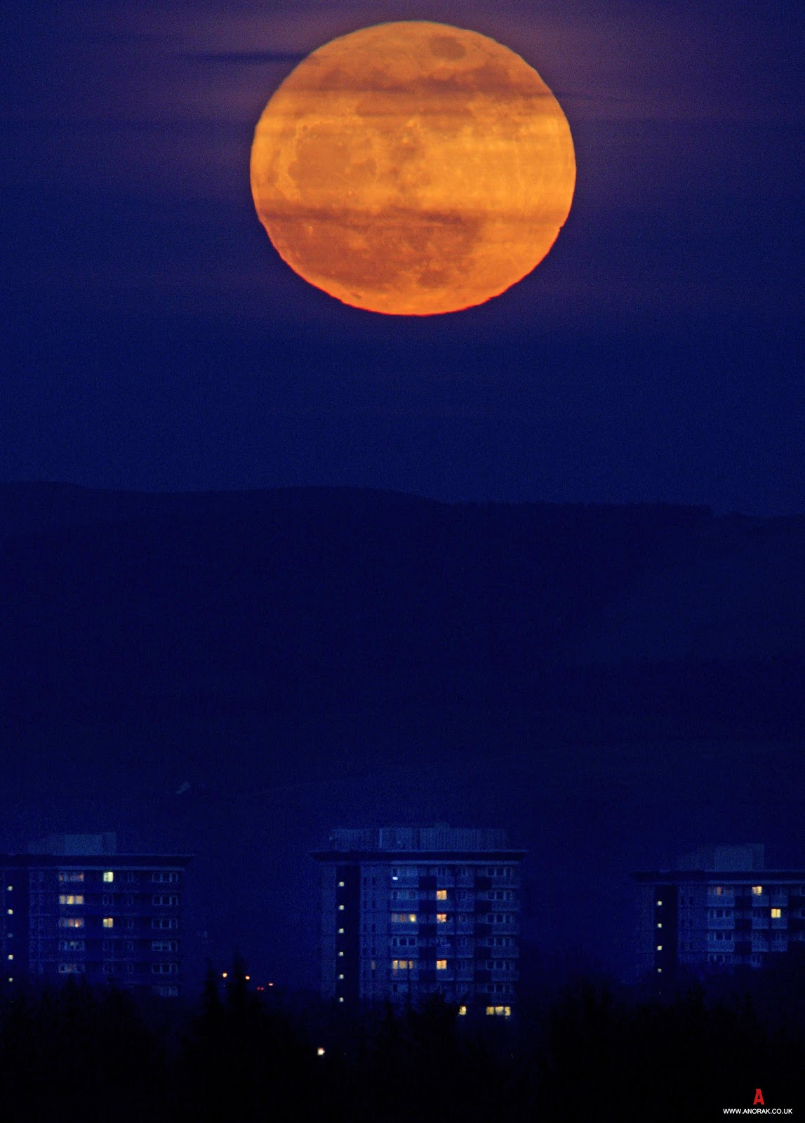 Moon To Moon Moroccan Home: Supermoon, Spectacular Images, Inspiration For May 5, 2012