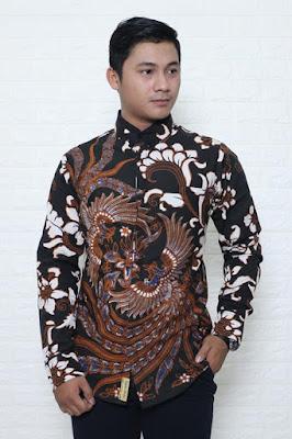 Gambar model batik terkhusus Batik Tulis