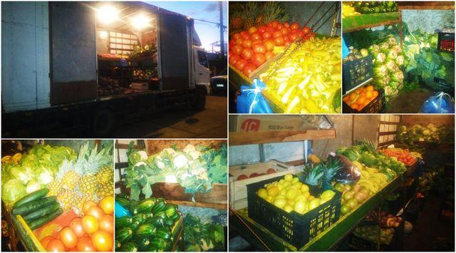 🚚Delivery: Frutería móvil recorre ciudad y comuna de Osorno
