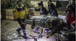 Afrin'de Türk darbeleri yoğunlaşıyor Siviller ağır fiyat ödüyor