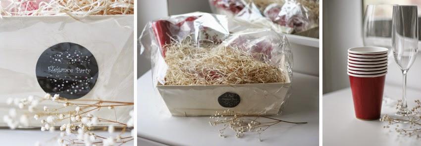 Mesa navideña de cartón con Elegance Party - Decorar en familia2