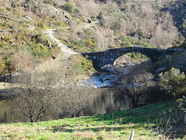 Puente de Liñares en A Lama