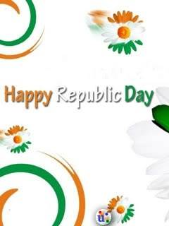 republic day images in colour in hand