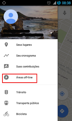 google maps off-line