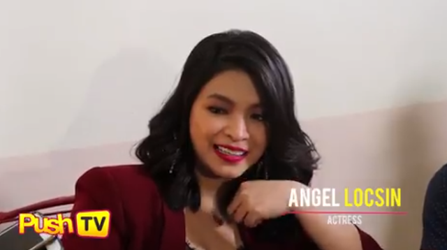 Angel Locsin Reveals How Proud She Is For Richard's Improvement As An Actor And A Person