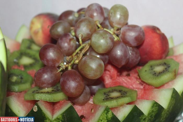 Milancia e uva amazonica