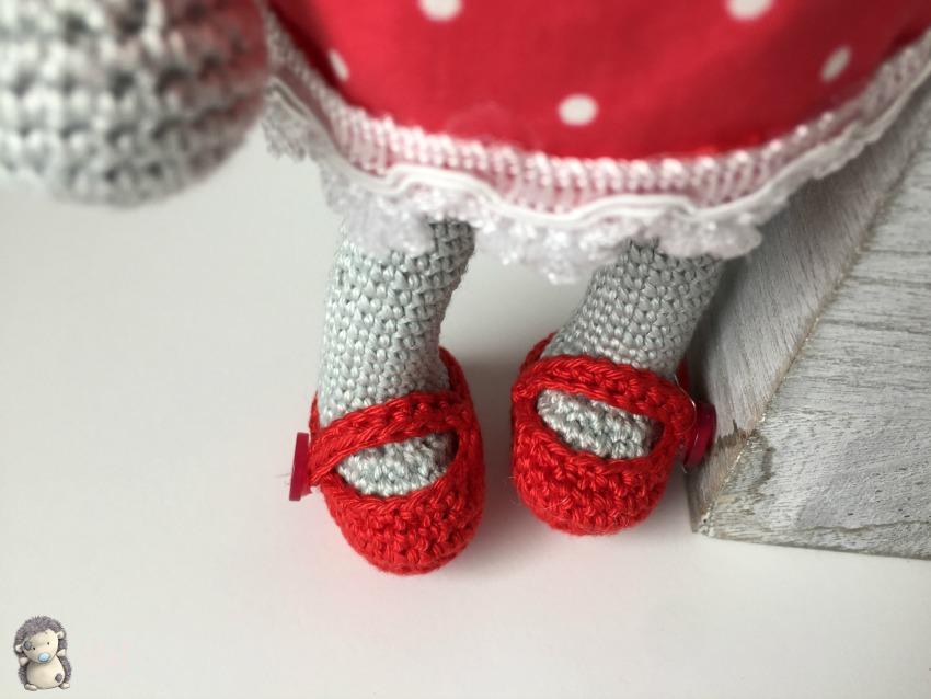 Zapatos de ratita presumida