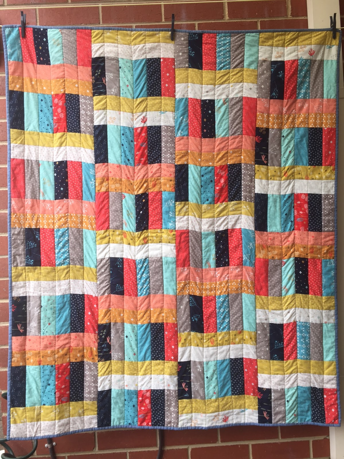 Good Starter National Sew A Jelly Roll Day