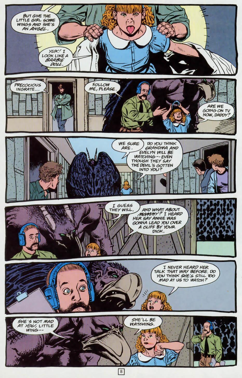 Read online Animal Man (1988) comic -  Issue #73 - 9