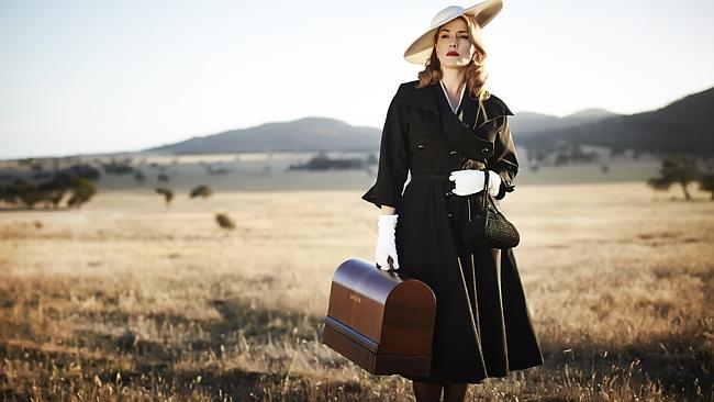 Kate Winslet is Back in Fashion in 'The Dressmaker' Trailer