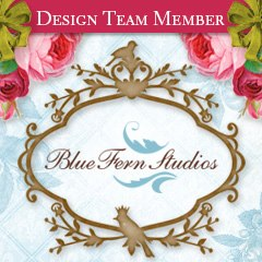 I design for Blue Fern Studios