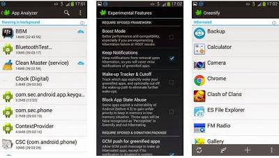 Greenify v3.0 build 5 Beta Android Terbaru