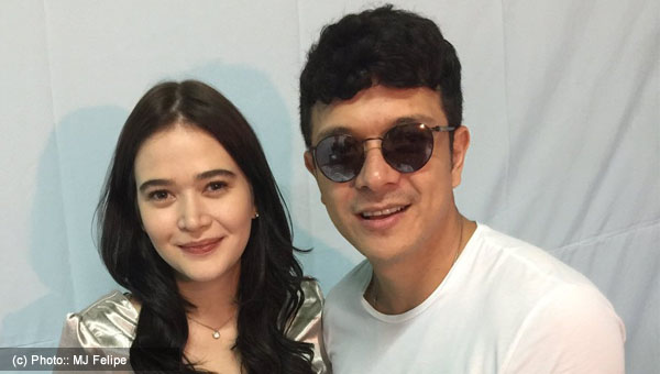 "Bela Padilla and Jericho Rosales team up for ""Luck At First Sight"" movie"